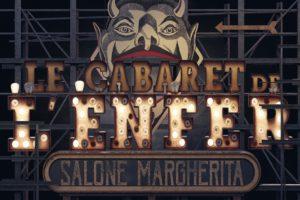 """Le Cabaret de l'Enfer presenta """"Ade"""", il 23 e 30 gennaio 2018 al Salone Margherita di Roma"""