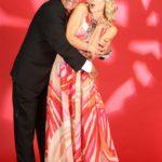 """Patrizia Pellegrino e Stefano Masciarelli in """"Una moglie da rubare"""", dal 1° al 25 febbraio 2018 al Teatro Manzoni di Roma"""