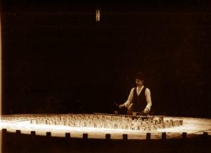 """""""Passando per Pessoa"""", di e con Eugenio Ravo, dal 1° al 4 marzo 2018 al Teatro Elicantropo di Napoli"""