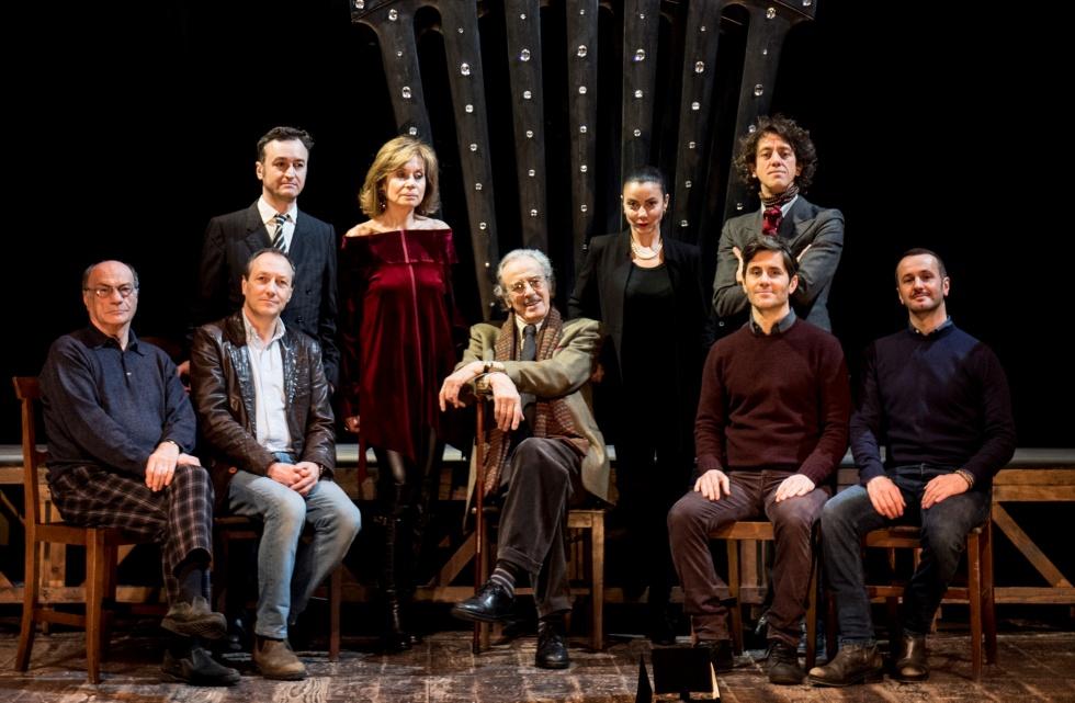 """""""Eden Teatro"""" di Raffaele Viviani secondo Alfredo Arias dal 27 febbraio all'11 marzo 2018 al Teatro San Ferdinando di Napoli"""