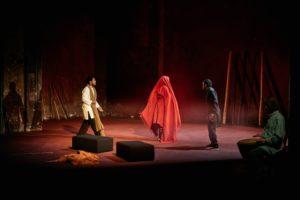 """""""Battlefield"""", tratto da Mahābhārata e dal testo teatrale di Jean-Claude Carrière, dal 20 al 25 febbraio 2018 al Teatro Bellini di Napoli"""