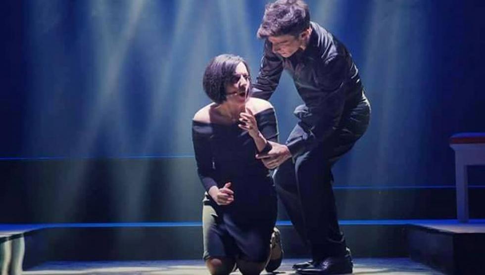 """Francesa Marini e Massimo Masiello in """"Verso il mito Edith Piaf"""", il 27 febbraio 2018 al Teatro Augusteo di Napoli"""