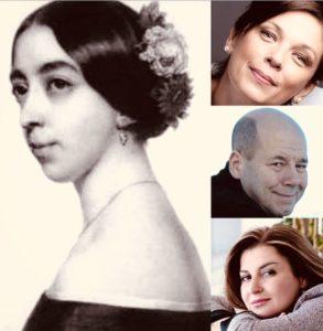 Concerto speciale dedicato a Pauline Viardot per la Giornata Internazionale della Donna, l'8 marzo 2018 al Teatro Diana di Napoli