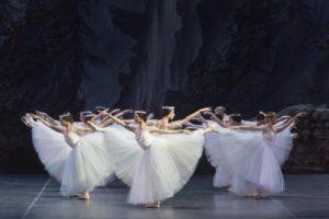 """""""Giselle"""", dedicato a Elisabetta Terabust, in scena dal 24 al 28 marzo 2018, con la coreografia di Anna Razzi, al Teatro San Carlo di Napoli"""