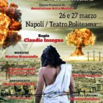 """""""Via Crucis Opera Musical"""", il 26 e 27 marzo 2018 al Teatro Politeama di Napoli"""