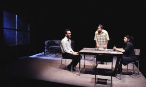 """""""Orphans"""", di Dennis Kelly, per la regia di Tommaso Pitta, dal 7 all'11 marzo 2018 al Teatro Nuovo di Napoli"""