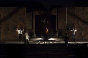 """""""Prometeo"""", da Eschilo, adattamento, scene e regia di Massimo Luconi, dal 4 al 15 aprile 2018 al Teatro Mercadante di Napoli"""