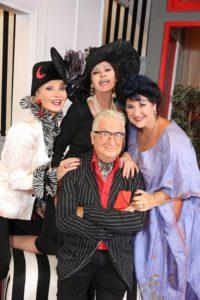 """""""Quattro donne e una canaglia"""", tratto da tratto da """"Un beau Salaud"""" di Pierre Chesnot, dal 27 marzo al 22 aprile 2018 al Teatro Manzoni di Roma"""