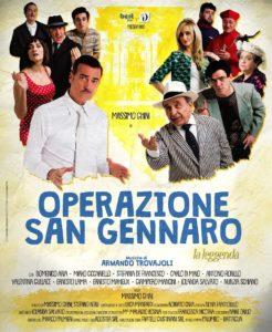 """Recensione dello spettacolo """"Operazione San Gennaro. La leggenda."""" al Teatro Diana di Napoli"""