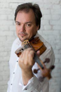 Henrik Nánási e Sergej Krylov il 28 ed il 29 aprile 2018 al Teatro San Carlo di Napoli per la Stagione di Concerti