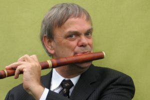 """Parte la """"Primavera"""" della Nuova Orchestra Scarlatti con il flautista Barthold Kuijken, il 20 aprile 2018 presso la Chiesa dei SS. Marcellino e Festo di Napoli"""