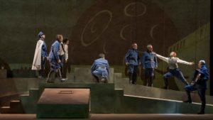 """""""Il deserto dei tartari"""", di Dino Buzzati, nell'adattamento e la regia di Paolo Valerio, dal 17 al 22 aprile 2018 al Teatro Mercadante di Napoli"""