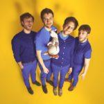 La band Eugenio in via Di Gioia il 24 maggio 2018 in concerto alla Casa della Musica di Napoli