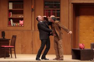 """""""Ieri è un altro giorno"""", con Gianluca Ramazzotti, Antonio Cornacchione e Milena Miconi dal 26 aprile al 20 maggio 2018 al Teatro Manzoni di Roma"""