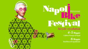 Napoli Bike Festival, dal 4 al 6 maggio 2018 alla Galleria Principe di Napoli e al Real Bosco di Capodimonte