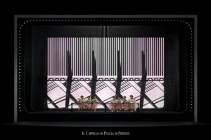 """""""Il Cappello di paglia di Firenze"""", di Nino Rota, dal 10 al 13 maggio 2018 al Teatro San Carlo di Napoli"""