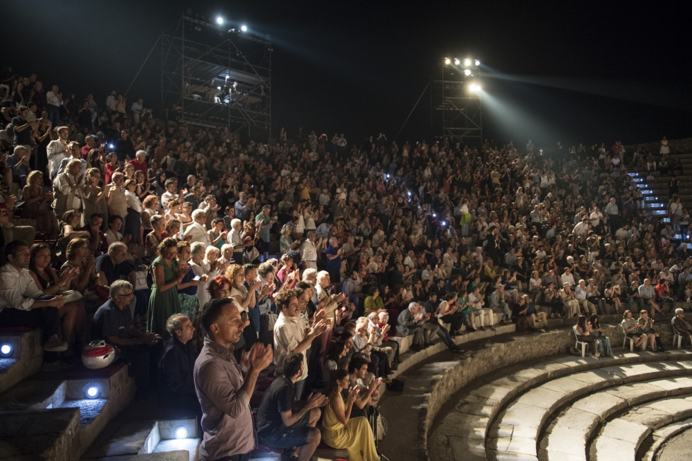 Al via la seconda edizione di Pompeii Theatrum Mundi, dal 21 giugno al 21 luglio 2018 al Teatro Grande di Pompei