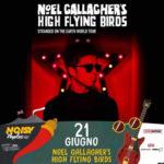 Recensione del concerto dei Noel Gallagher's High Flying Birds all'Arena Flegrea di Napoli