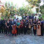 Weekend in musica per la Primavera 2018 della Nuova Orchestra Scarlatti. Sabato 9 giugno 2018 Orto Sonoro all'Orto Botanico di Napoli