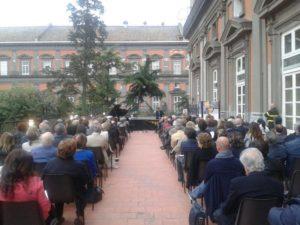 """Al via la nuova edizione di """"Concerti in Terrazza"""": quattro appuntamenti sulla Terrazza del Teatro San Carlo di Napoli, dal 5 al 26 luglio 2018"""