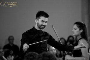 Chiusura dei concerti di Primavera della Nuova Orchestra Scarlatti, il 7 luglio 2018 presso la Chiesa dei SS. Marcellino e Festo