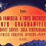 NaDir \ Napoli Direzione Opposta festival IV, dal 18 al 22 luglio 2018 al Polifunzionale di Soccavo (Napoli)