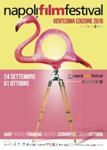 Ventesima edizione del Napoli Film Festival, dal 24 settembre al 1° ottobre 2018