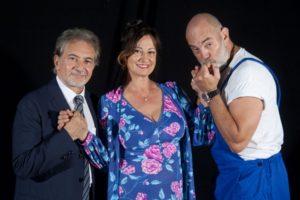 """""""Divorzio alla romana"""", di Stefano Reali, apre la Stagione 2018/2019 del Teatro Manzoni di Roma, dal 4 al 28 ottobre 2018"""