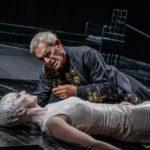 Con la Salomè di Oscar Wilde nella applaudita messa in scena di Luca De Fusco il 24 ottobre 2018 prende il via la Stagione 2018/2019 del Teatro Mercadante di Napoli