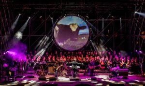 """Pink Floyd Legend, """"Atom Heart Mother Tour"""", il 5 novembre 2018 al Teatro Augusteo di Napoli"""