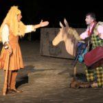 Salvo Ficarra e Valentino Picone protagonisti dell'acclamato Le rane di Aristofane, dal 7 al 18 novembre 2018 al Teatro San Ferdinando di Napoli