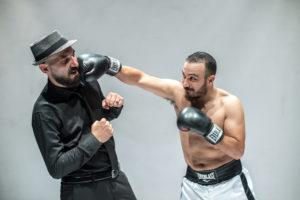"""""""Muhammad Ali"""", di Pino Carbone e Francesco Di Leva, dal 24 al 28 ottobre 2018 al Teatro Nuovo di Napoli"""