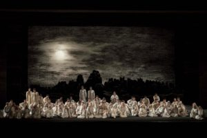 """""""Nabucco"""", di Giuseppe Verdi, per la regia di Jean-Paul Scarpitta e la direzione orchestrale di Francesco Ivan Ciampa, dal 9 al 14 ottobre 2018 al Teatro San Carlo di Napoli"""