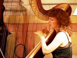 Concerto per arpa, viola e flauto con gli affermati solisti Bova, Borrelli e Montefoschi, il 31 ottobre 2018 alla Chiesa Luterana di Napoli