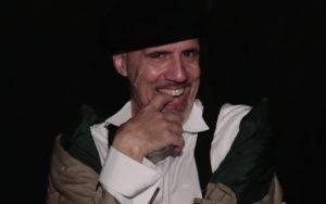 """""""Qui è così!"""", di e con Mauro Perugini, il 9 ed il 10 novembre 2018 presso il Centro Culturale Artemia di Roma"""
