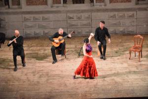 """""""La Spagna e il Flamenco"""": danza, canto e musiche andaluse, il 19 ottobre 2018 al Teatro Salvo D'Acquisto di Napoli"""