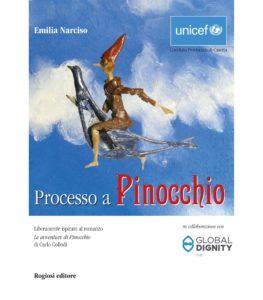 """""""Processo a Pinocchio"""", tratto dall'omonimo libro di Emilia Narciso, il 26 ottobre 2018 al Teatro Acacia di Napoli"""