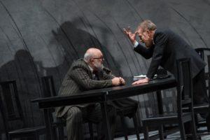"""Gabriele Lavia protagonista dello spettacolo """"John Gabriel Borkman di Ibsen"""", dal 5 al 16 dicembre 2018 al Teatro Mercadante di Napoli"""