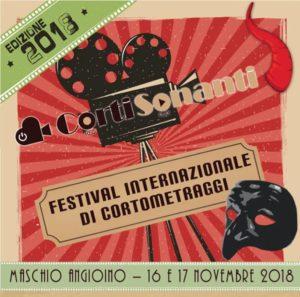 """""""CortiSonanti – festival internazionale di cortometraggi"""", il 16 ed il 17 novembre 2018 al Maschio Angioino di Napoli"""