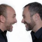 """""""Comicissimi Fratelli. Il pubblico ha sempre ragione"""", con Gianfranco Gallo e Massimiliano Gallo il 16 novembre 2018 al Teatro Garibaldi di Santa Maria Capua Vetere"""