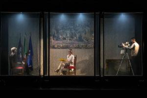 """""""Squalificati"""", per la regia di Luciano Melchionna, dal 16 al 18 novembre 2018 al Teatro Sannazaro di Napoli"""