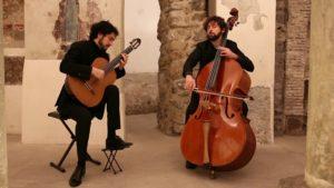 Musica sudamericana naif ai Concerti d'Autunno con i Chi Asso, il 14 novembre 2018 alla Chiesa Luterana di Napoli