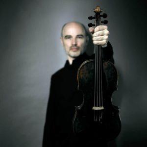 Christophe Desjardins con la Nuova Scarlatti per il quarto concerto dell'Autunno Musicale, il 23 novembre 2018