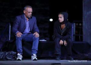 """""""Io sono Claudia -13 11 15"""", scritto, diretto ed interpretato da Eduardo Cocciardo, il 1° ed il 2 dicembre al Nuovo Teatro Sancarluccio di Napoli"""