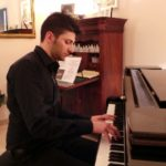 """Recital di Luca Lione e proclamazione del vincitore """"Maggio del Pianoforte"""" 2018, l'11 novembre 2018 al Museo del tessile e della moda """"Elena Aldobrandini"""""""