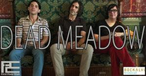 Dead Meadow live, il 10 novembre 2018 a Pomigliano d'Arco, presso First Floor Club
