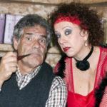 """Pietro Longhi e Paola Tiziana Cruciani in """"Gente di facili costumi"""", il 30 ed il 31 dicembre 2018 al Teatro Manzoni di Roma"""