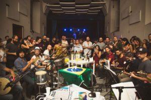 Galera De Rua e Cultural Boo Team il 14 ed il 15 dicembre 2018 al Common Ground di Napoli
