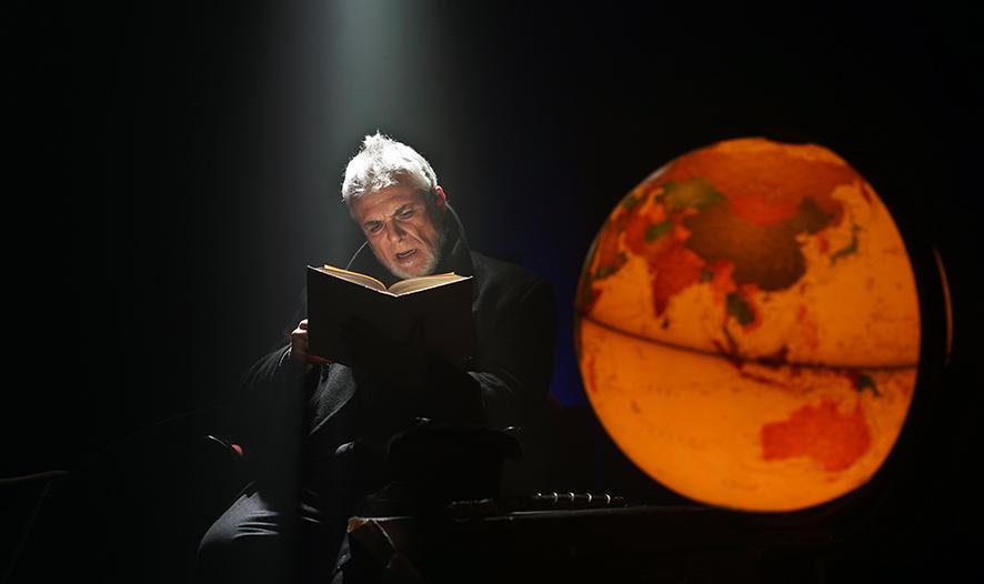 """""""Moby Dick, la bestia dentro"""", da Herman Melville, dal 13 al 16 dicembre 2018 al Teatro Elicantropo di Napoli"""