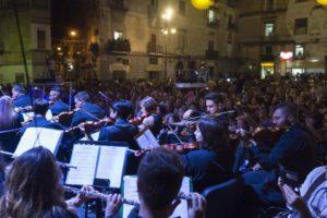 Sanitansamble e Orchestra del San Carlo insieme sabato 22 dicembre 2018 per il Concerto di Natale
